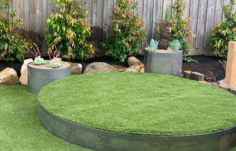 Natural & Artificial Turf Installation
